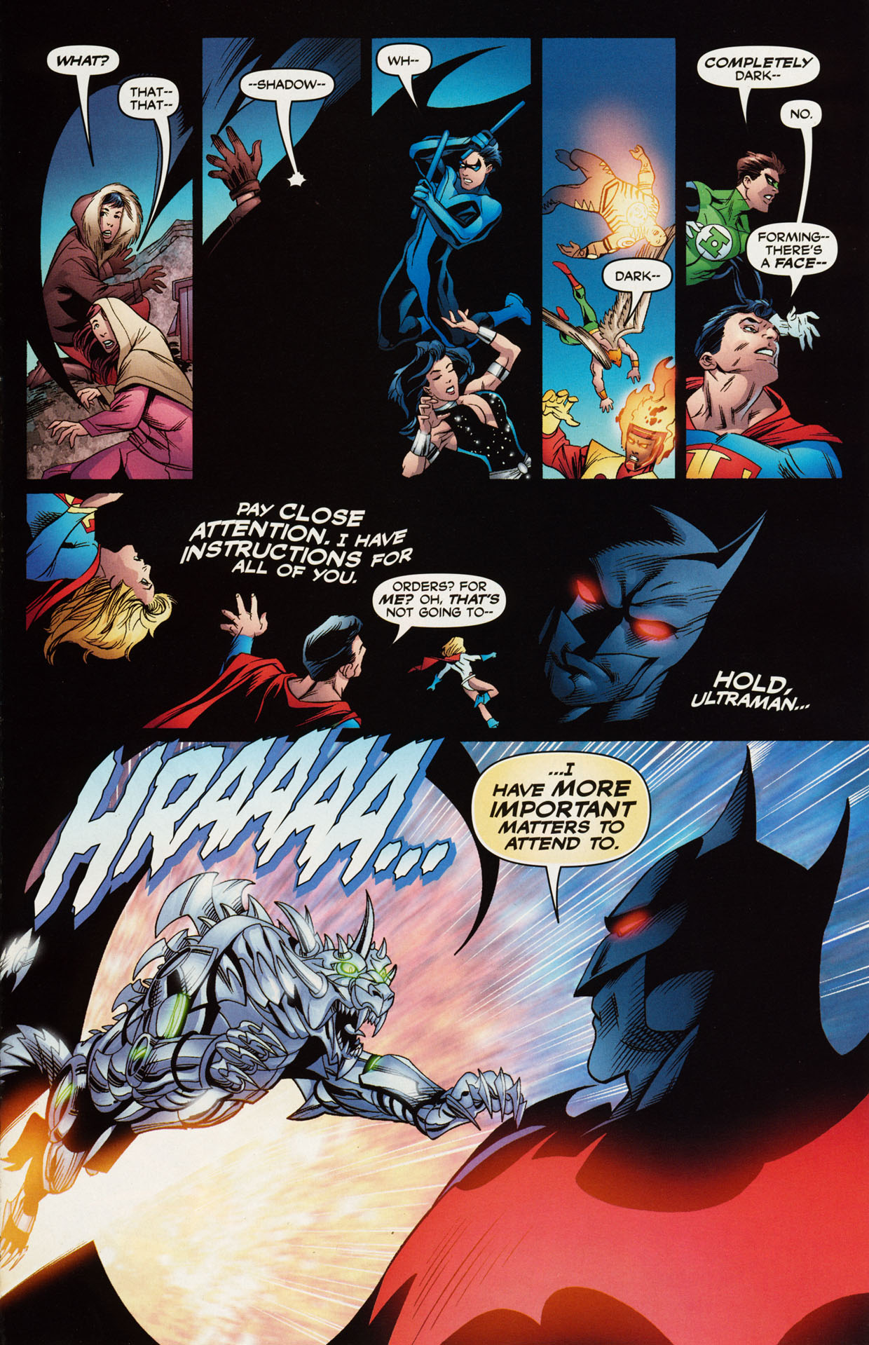 Read online Trinity (2008) comic -  Issue #48 - 9