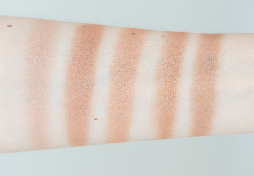 Swatches Bronzingpuder
