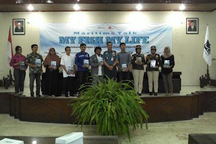 Talk Show Kemaritiman Sadarkan Potensi Laut Indonesia