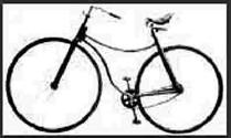 Bicicleta de seguridad