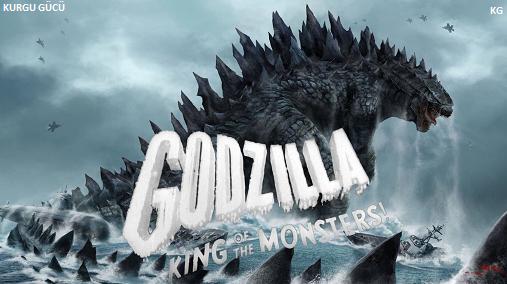 2019 Yapımı Bilim Kurgu Filmi Godzilla: Canavarların Kralı  - Kurgu Gücü