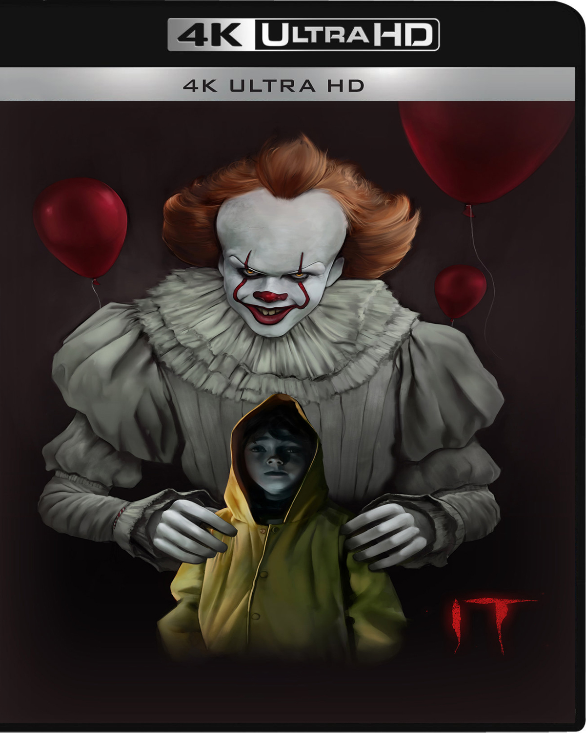 It [2017] [UHD] [2160p] [Latino]