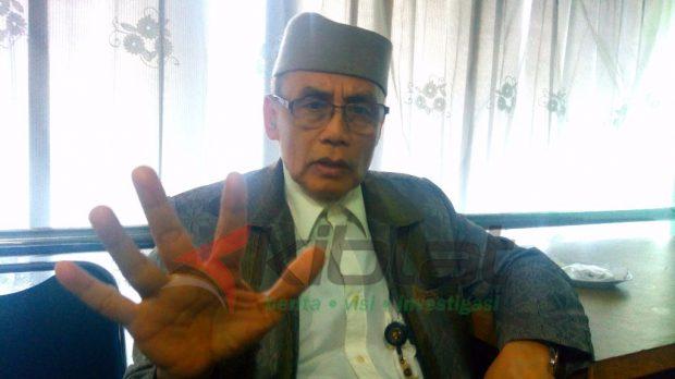 Anton Tabah: Jangan Pilih Capres Pembohong dan Haus Kekuasaan
