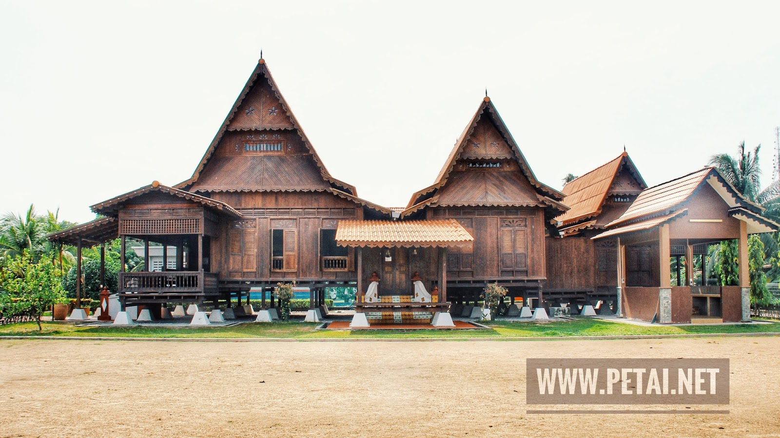 Hang Tuah Center Melaka - Rumah Hang Tuah