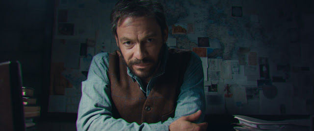Lord Richard Croft (Dominic West) dans Tomb Raider