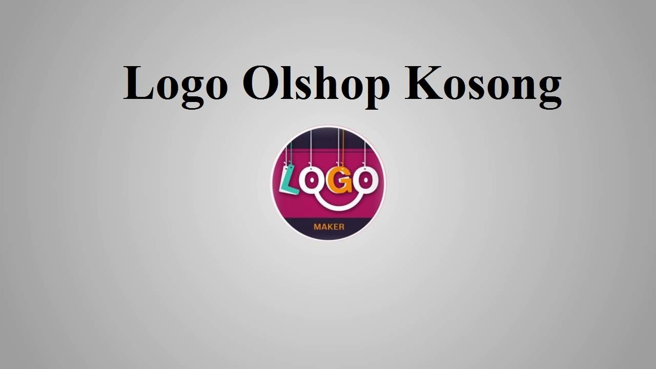 Logo Olshop Kosong