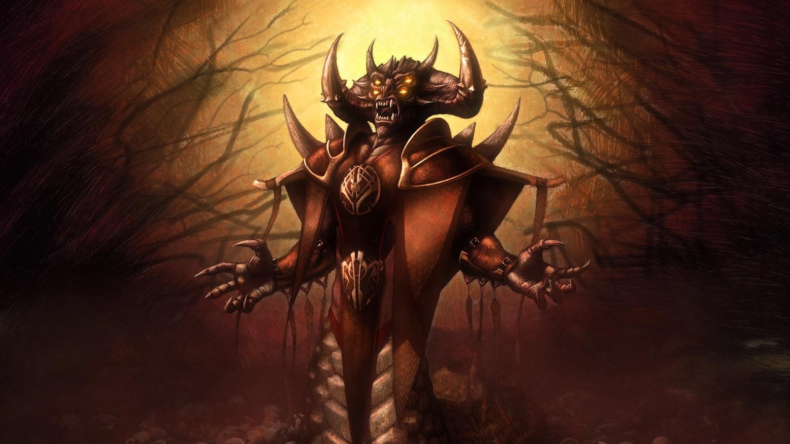 Maou 10! Los Mejores Demonios Del Animé.