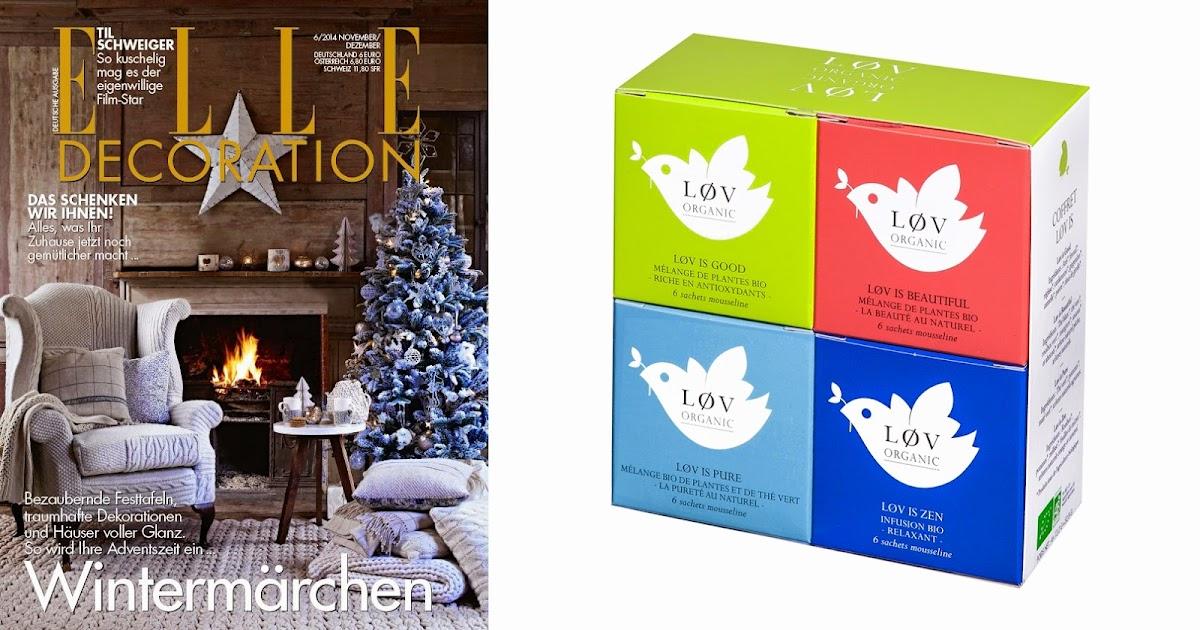 mbfadvent 1 advent verlosung 3x1 elle decoration abo. Black Bedroom Furniture Sets. Home Design Ideas