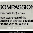 "Wanted ----- ""Compassion"""