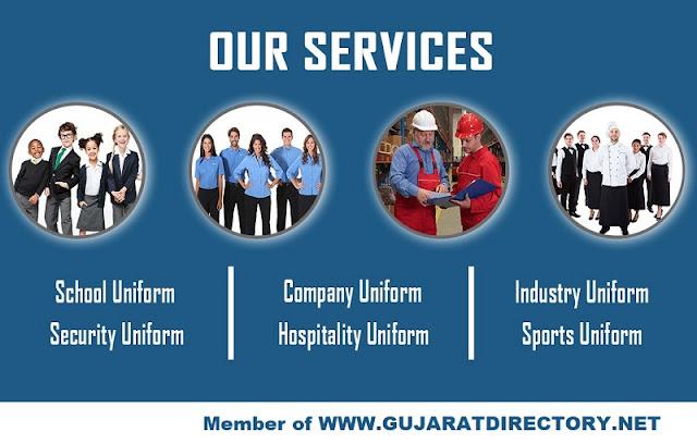 R B APPARELS Uniform Jay Jadav - 91734 74447 Gopal Jadav - 9998853435