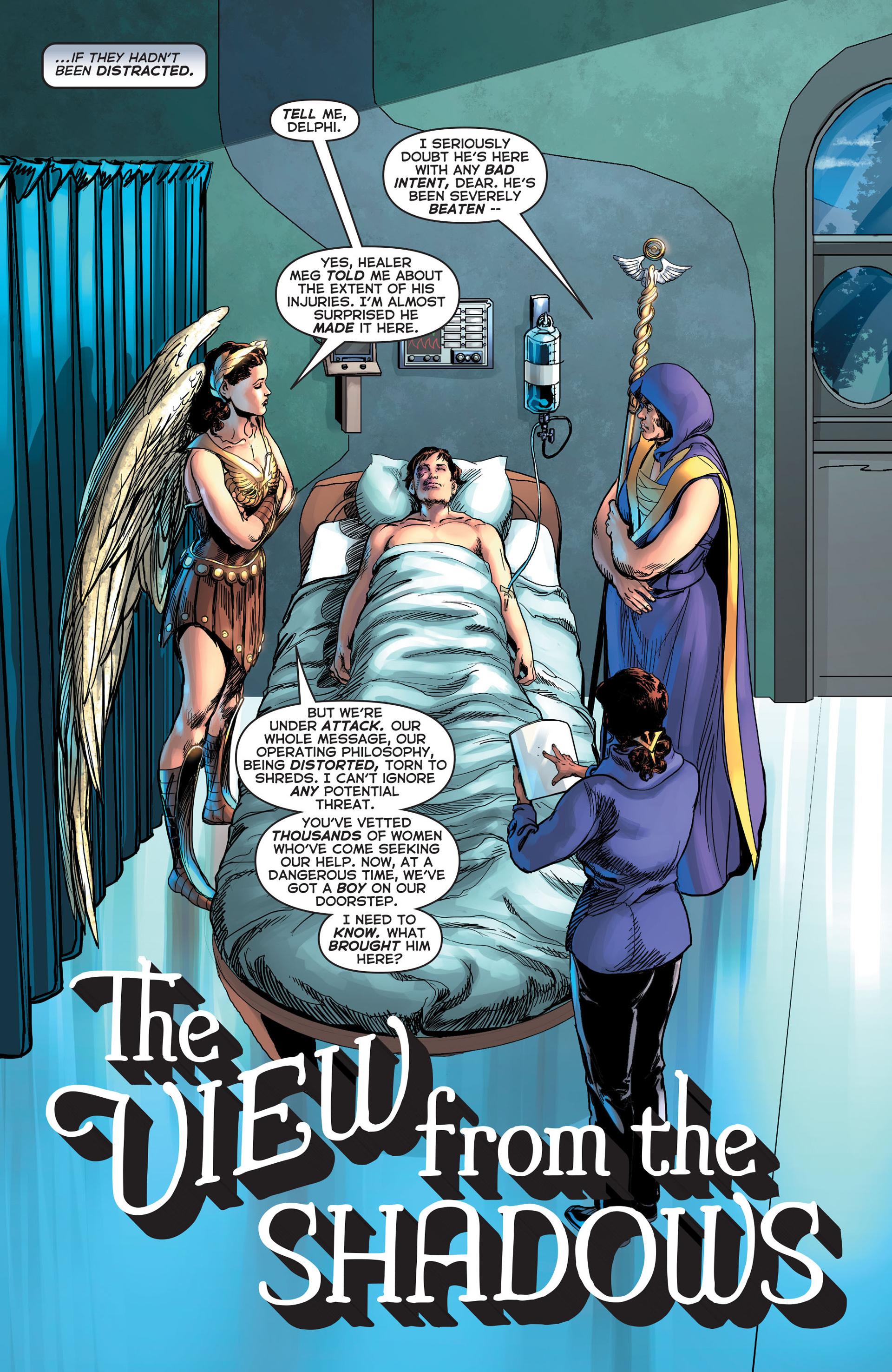 Read online Astro City comic -  Issue #8 - 4