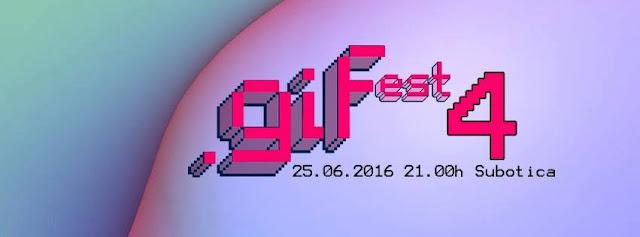 Četvrti regionalni festival gif-ova GIFEST#4
