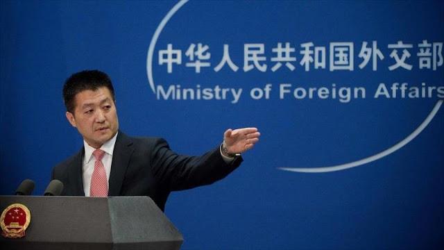 China sobre presunto espía: EEUU inventa cosas de la nada