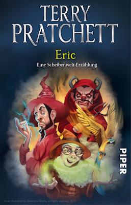 Terry Pratchett Eric