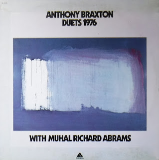 Anthony Braxton, Muhal Richard Abrams, Duets 1976