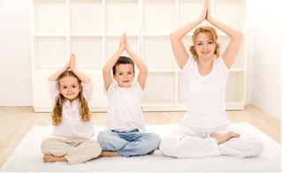 yoga teach your child healthy living