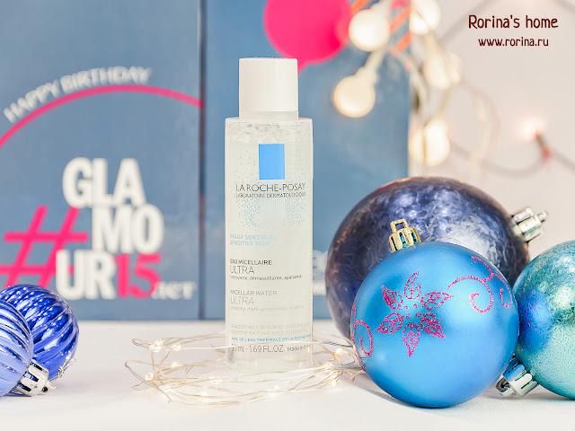 La Roche Posay Мицеллярная вода ULTRA Sensitive Очищение для чувствительной кожи лица и глаз: отзывы