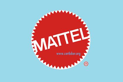 Lowongan Kerja Dari PT Mattel Indonesia Open Recruitment