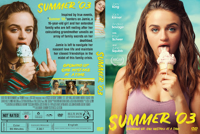Summer '03 DVD Cover