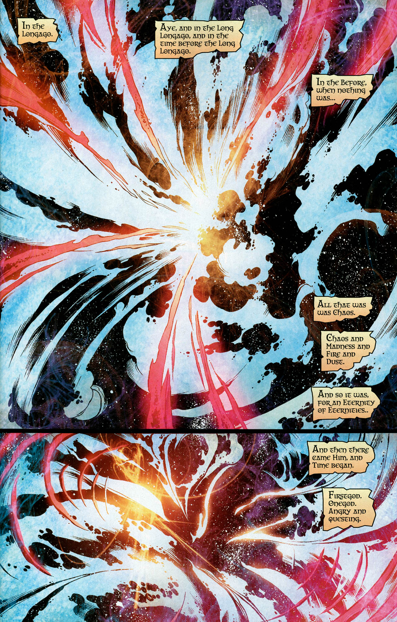 Read online Trinity (2008) comic -  Issue #30 - 3