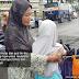 Kutip dan jual tin untuk sara anak OKU dan enam cucu, netizen mohon orang ramai bantu nenek ini