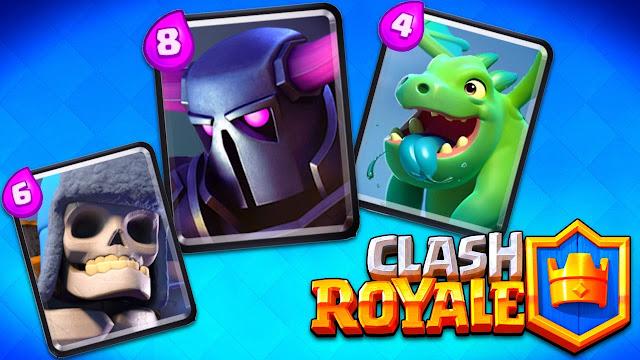 Cara Memilih Kartu untuk Menyerang dalam Clash Royale, Cara memilih kartu untuk menyerang lawan clash royale, cara memilih kartu yang baik dan benar untuk menyerang lawan clash royale, cara memilih kartu yang tepat untuk menyerang di clash royale.