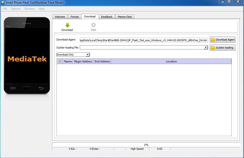 Download SP Flashtool Terbaru Semua Versi Lengkap