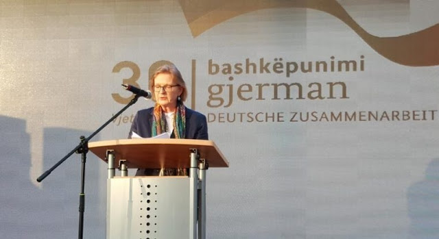 Germany gives record fund of 168.4m euros to Albania for 2019-2021