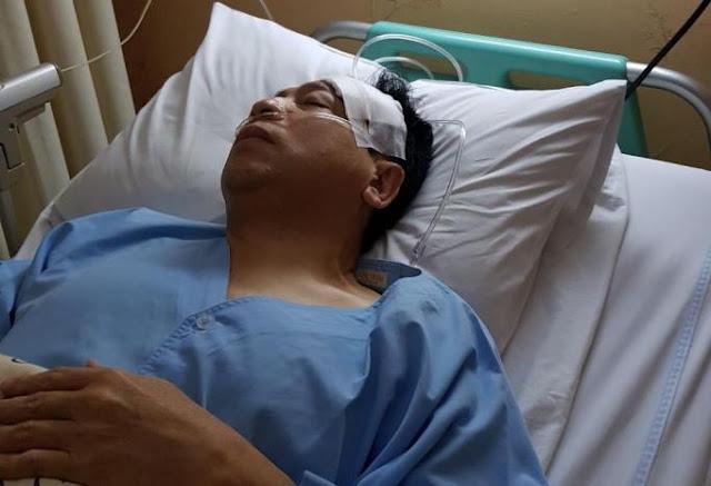 Nah Loh!!! Kabiro Pemberitaan DPR Sebut yang Dirawat di RS Hanya Pak Novanto