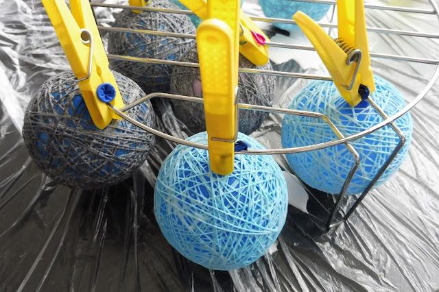 pomysły na cotton balls