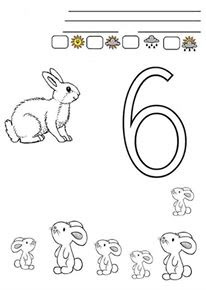 Teacher Fun Files: Number Coloring Sheet