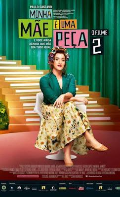 Minha Mãe é uma Peça 2: O Filme – Nacional – HD 720p