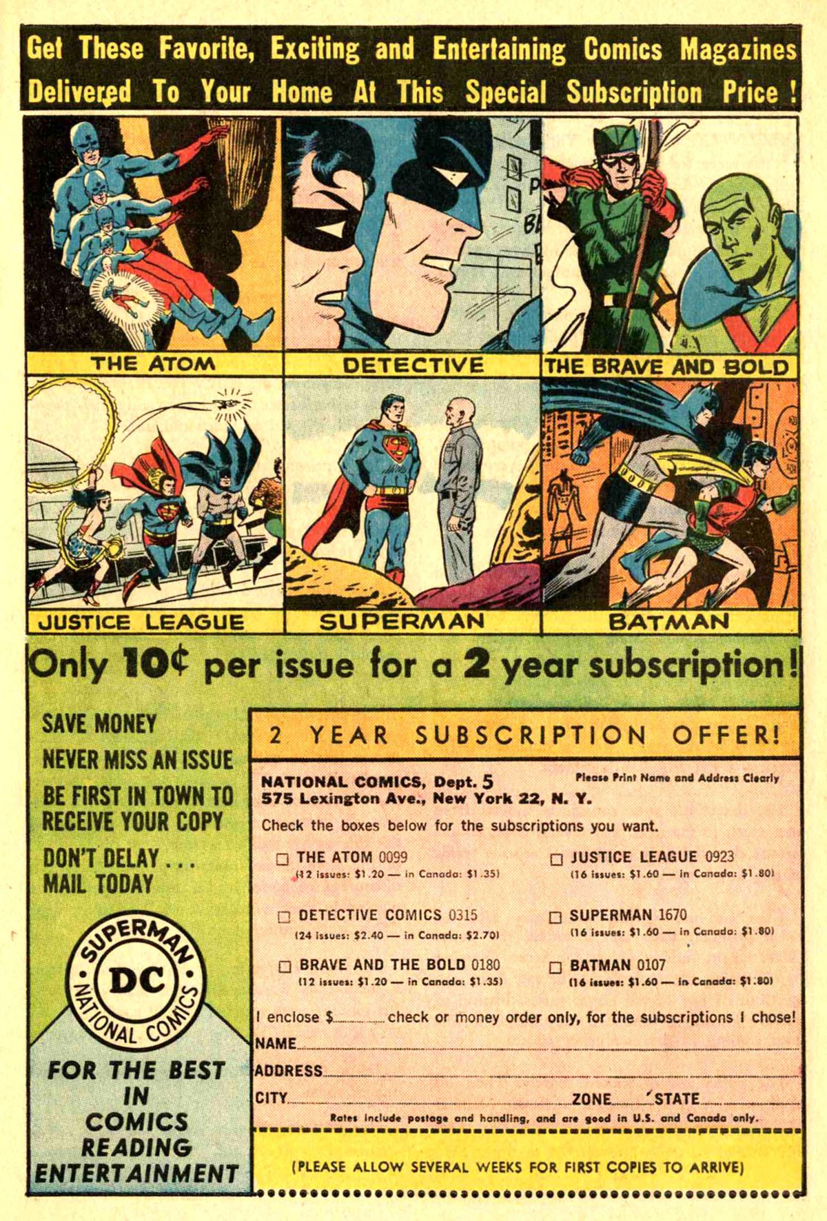 Detective Comics (1937) 321 Page 16