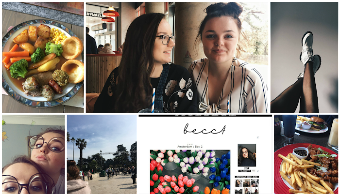A lifestyle roundup of my week at university featuring all I've bought, watched, eaten, seen and been up to. Featuring Easter Sunday, the marmite white boots and TGI Jack Daniel's chicken strips