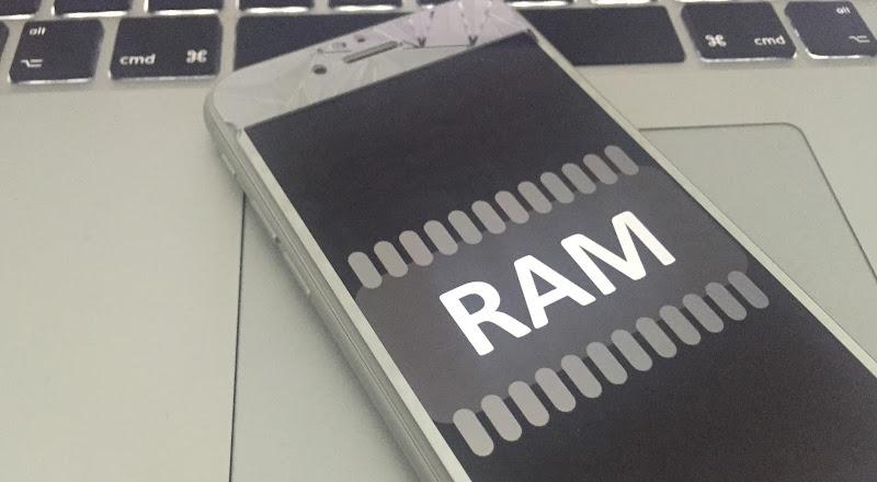 Clear iPhone Ram Memory
