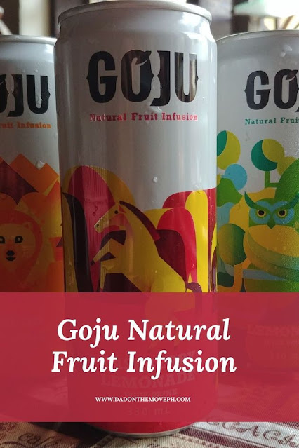 GoJu Natural Fruit Infusion review