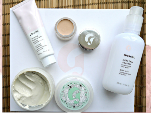 BEAUTY: GIVING MORE GLOSSIER PRODUCTS A WHIRL