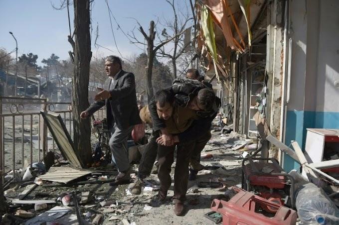 Internacional: Cabul em alerta máximo após atentado que deixou mais de 100 mortos