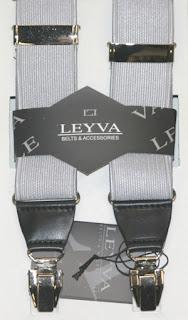 Tirantes para novio y padrino Leyva en Yvt Moda Santander