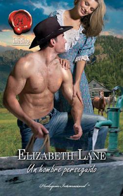 Elizabeth Lane - Un Hombre Perseguido