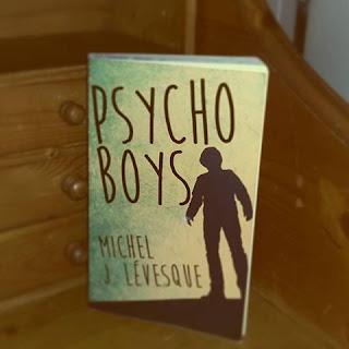 PsychoBoy de Michel J.Levesque