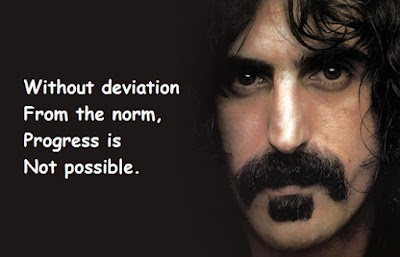 """Frank Zappa Quotes About Progress"""