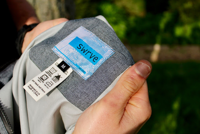 Review - Swrve Keiu Anorak