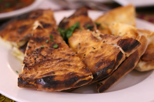 Kazakh Food at Pasha