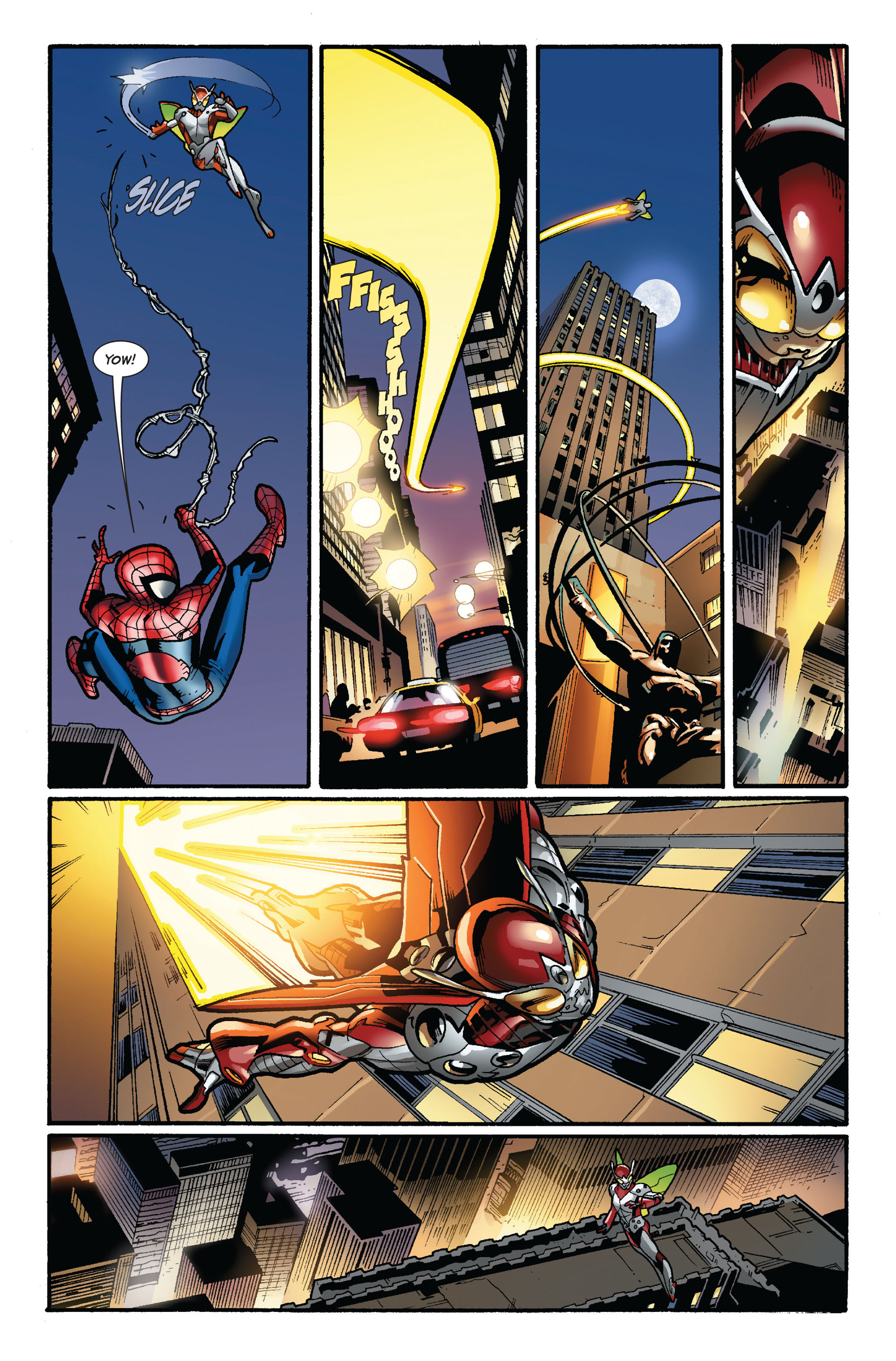 Read online Ultimate Spider-Man (2000) comic -  Issue #124 - 13