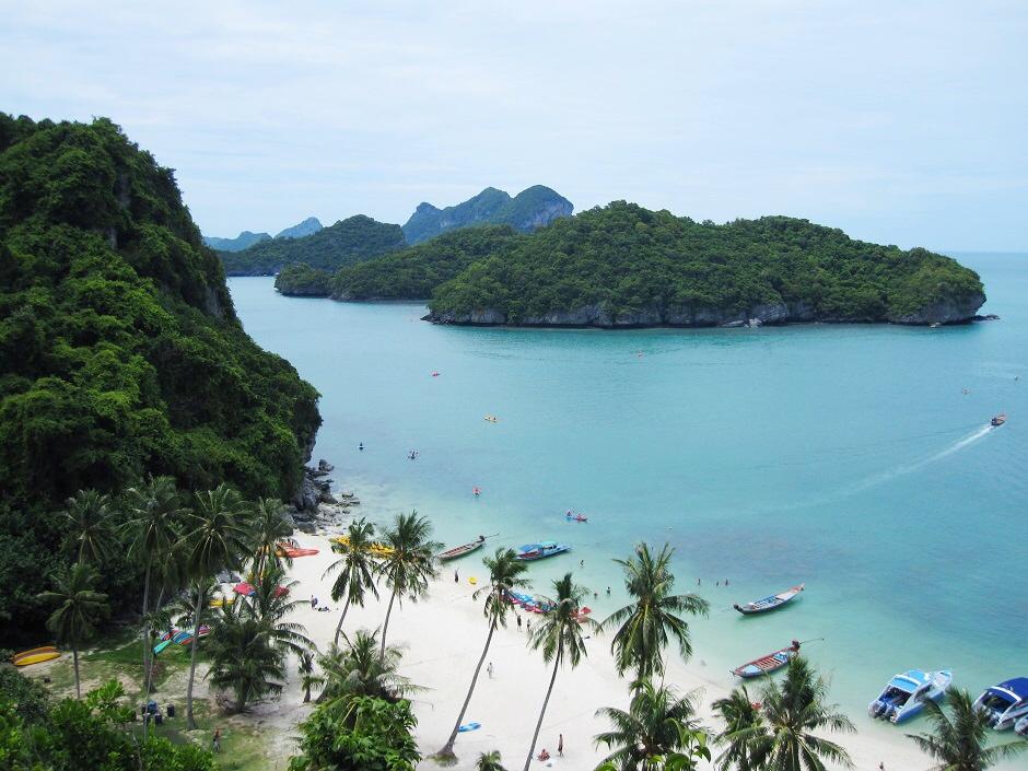 parco marino thailandia