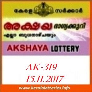 AKSHAYA (AK-319) ON NOVEMBER 15, 2017