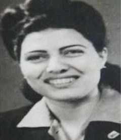 سميرة موسى عالمة الذرة