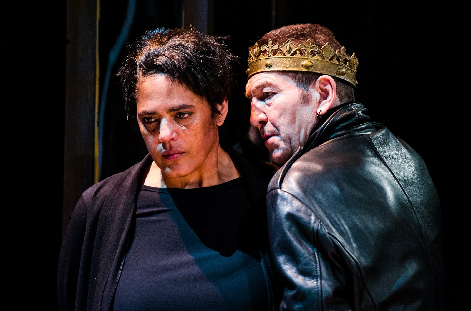 richard iii cynical satanic Deirdre le faye & me: i am a scholar, she is a scholar: so far we are equal the hunger games's veiled allusion to shakespeare's titus andronicus.