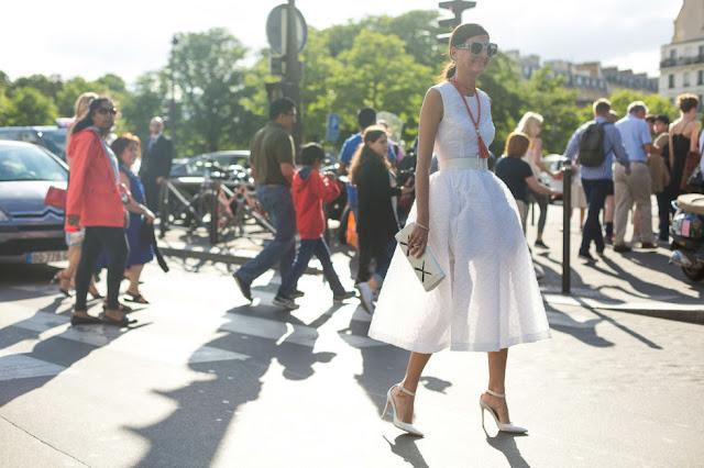 Fashion Week in Paris: Giovanna Battaglia